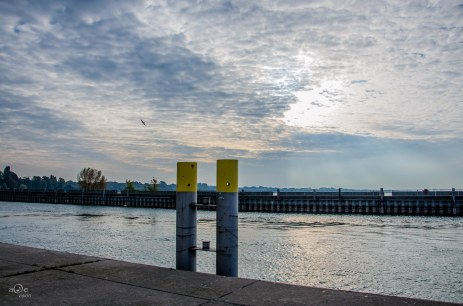 Bodensee from Friedrichshafen